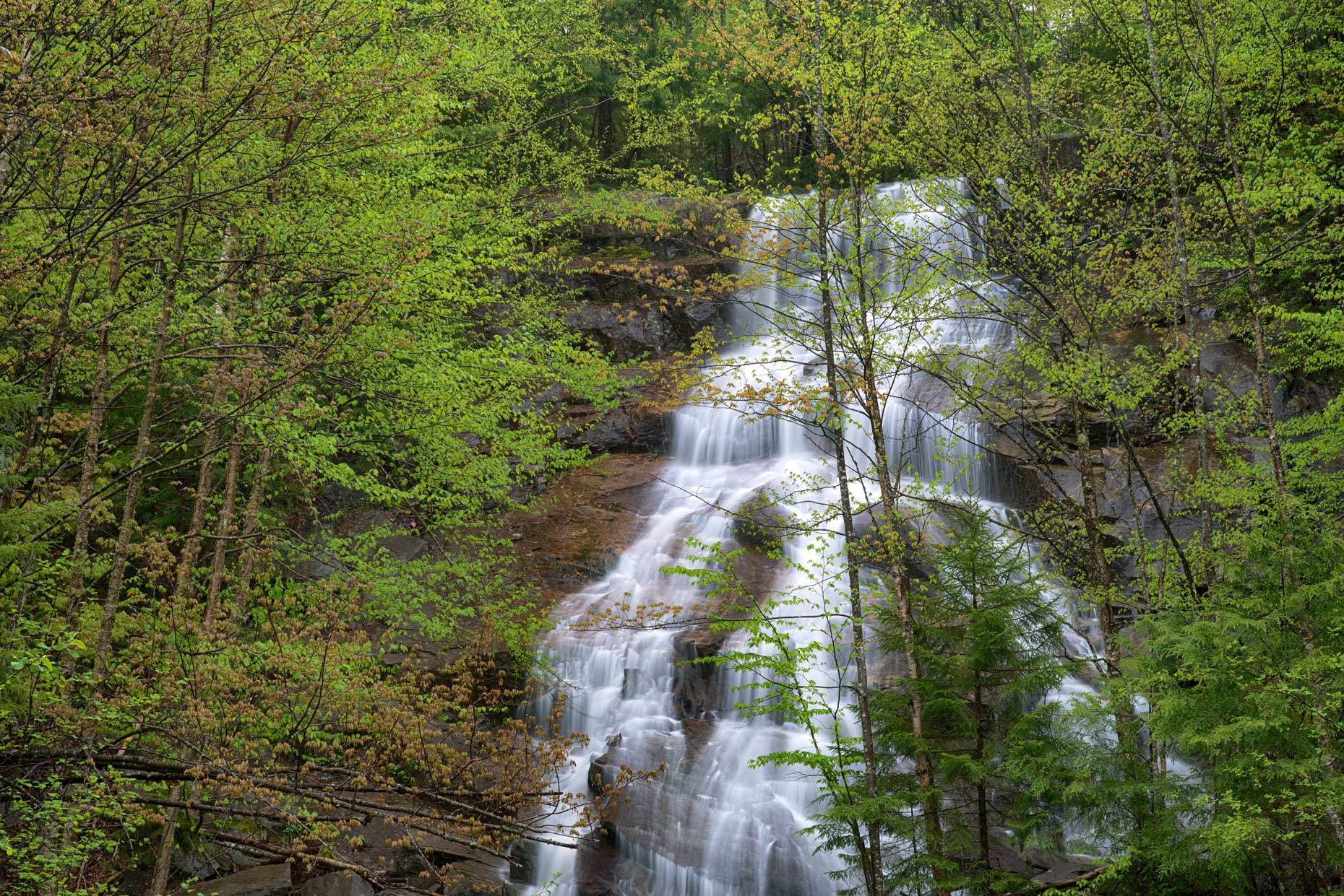 Death Brook Falls
