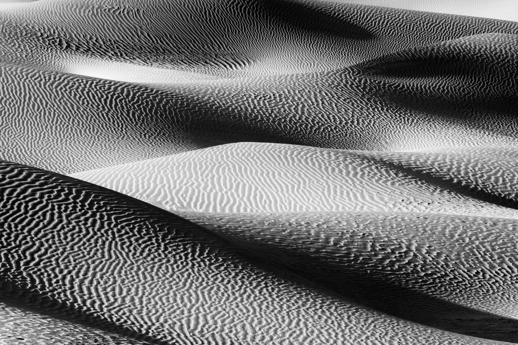 Dunes, Death Valley National Park, California