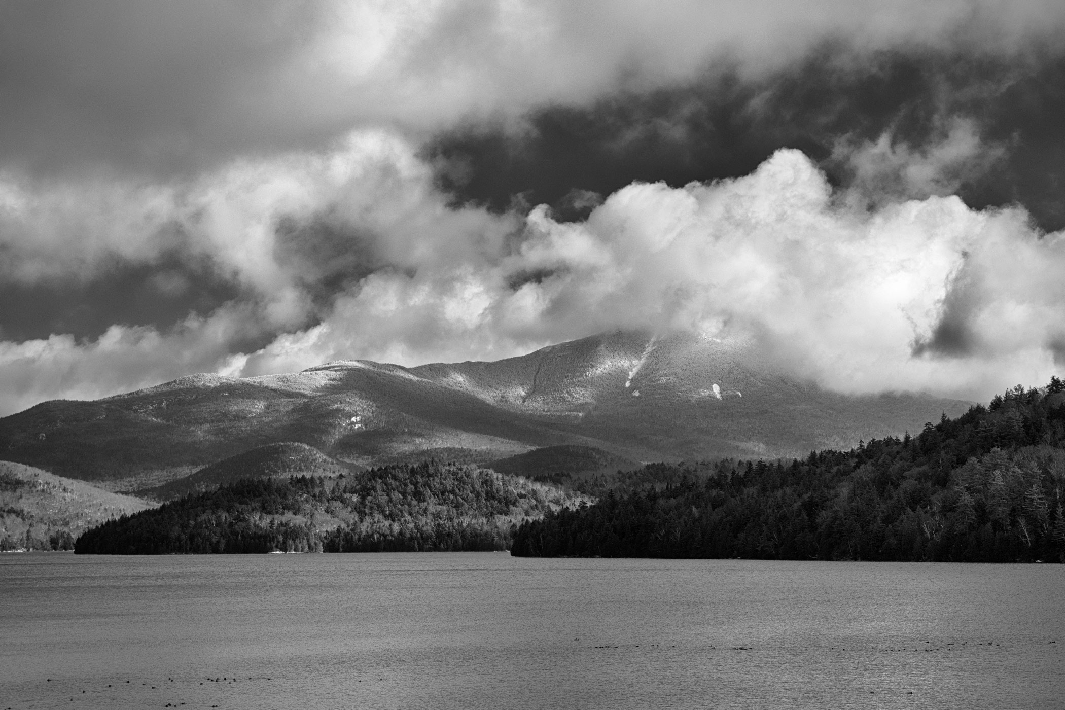 Clouds Over Whiteface